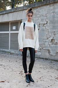 Oversized sweatshirts collection for girls (13)  Trends ...
