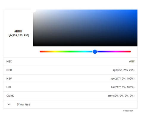hex color converter search is also a color converter able to provide