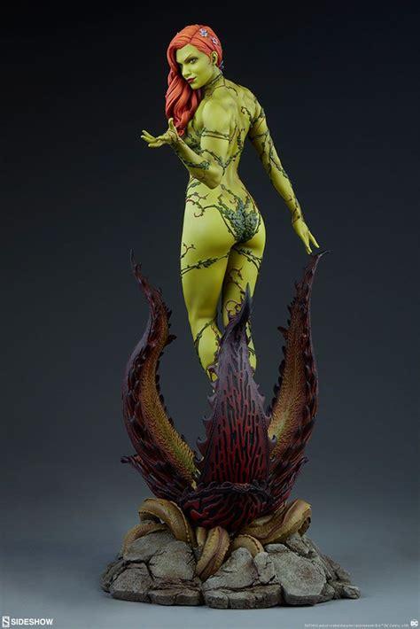 dc comics poison ivy sideshow collectibles statue