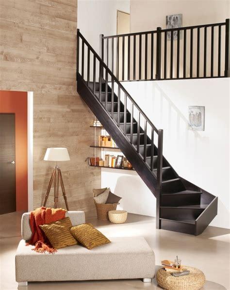 amenagement sous escalier tournant am 233 nager un escalier chez soi galerie photos de dossier 113 127