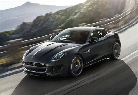 Sports Car Wallpaper 2015 Metallic by 2015 Jaguar F Type R Coupe Front Photo Stratus Gray