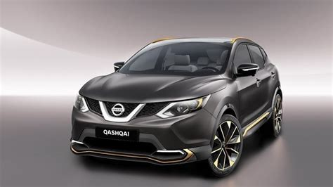 nissan qashqai redesign specs tekna  package