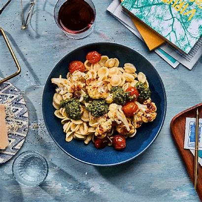 Epicurious Cook Pasta Meals Challenge