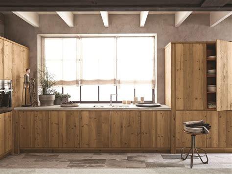 scandola cucine cucina in abete ardesia con penisola maestrale 03 by
