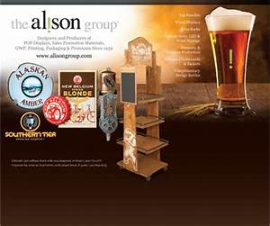 The Alison Group to put promo materials on display CBC