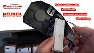 Velux Solar Rollladen Akku : velux solar rollladen handsender einlernen neu programmieren beim austausch youtube ~ A.2002-acura-tl-radio.info Haus und Dekorationen