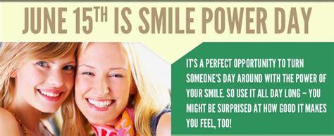 national smile power day  printable