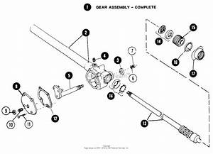 Snapper 1855a  80928  18 Hp Twin Cyl Hydro Drive Garden Tractor  Mf  Parts Diagram For Steering Gear