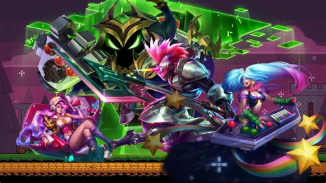 League of Legends New Arcade Skins Announced for Ahri