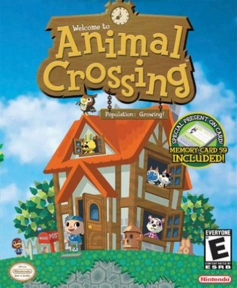 animal crossing games giant bomb