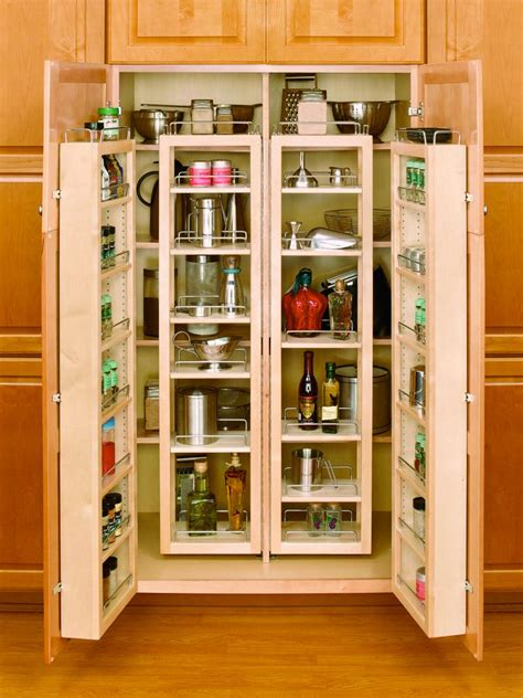 shelf organizers kitchen pantry organization and design ideas for storage in the kitchen 5178