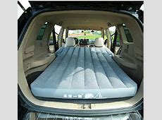 AupTech Car SUV Travel Inflatable Mattress Car Inflatable