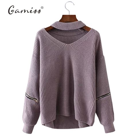 womens sweaters gamiss winter sweaters pullovers casual