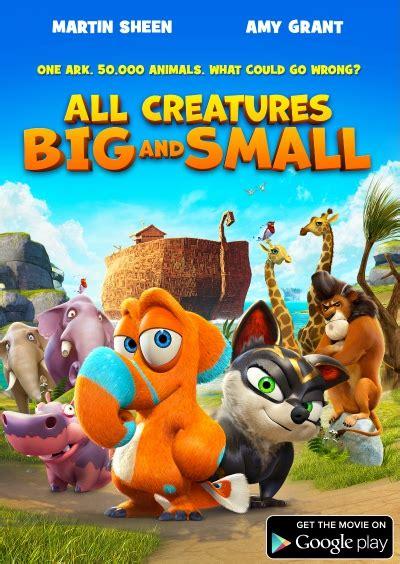 kids   creatures big  small