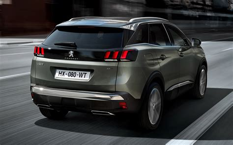 Peugeot 3008 GT (2016) Wallpapers And HD Images