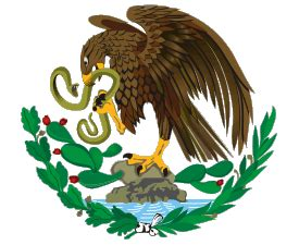 Mexico: Venustiano Carranza's flag (1916-1934)