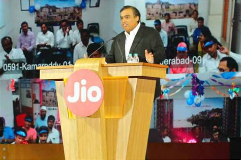 reliance jio 4g launch all you want to about reliance industries agm in 5 brief