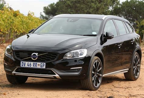 Volvo V60 Road Test by Road Test Volvo V60 Cross Country Wheels24