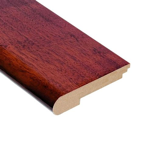 home legend high gloss santos mahogany 1 2 in thick x 3 1
