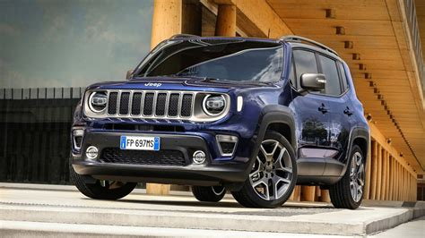 2019 Jeep Renegade Going On Sale In Europe In September