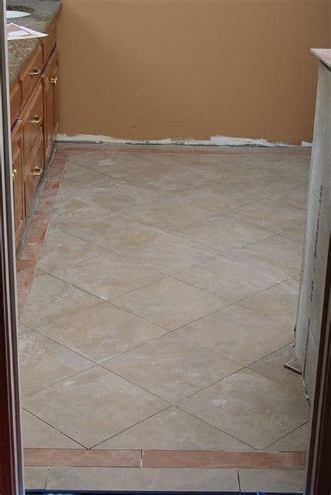 floor tile border bathroom floor tile with border home pinterest