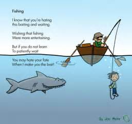 Funny Poems About Fishing