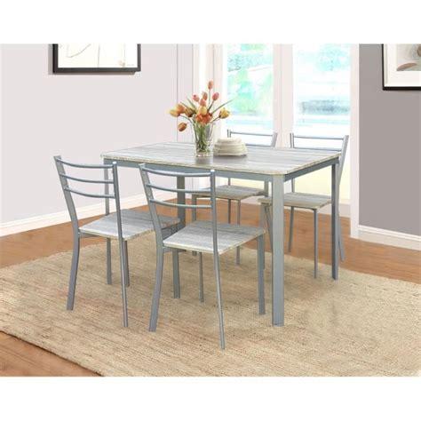 table et chaises de salle à manger table de cuisine et salle à manger 4 chaises athenes