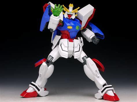 Hgfc 1/144 Gf13-017nj Shining Gundam No.30 Big