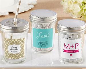 personalized mason jar with your choice of lid wedding With custom mason jar lids