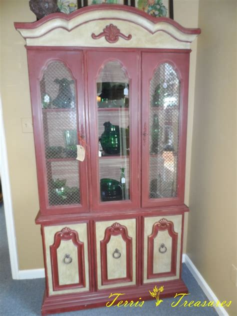 distressed kitchen cabinet 134 best images about china cabinets hutches on 3376