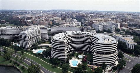 watergate dc hotel washington complex building america most local height