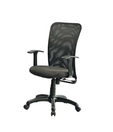 buy vof black metal office chair furniture