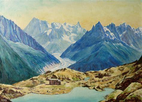 peindre sa cuisine en peinture paysage connu trouver des idées pour voyager en