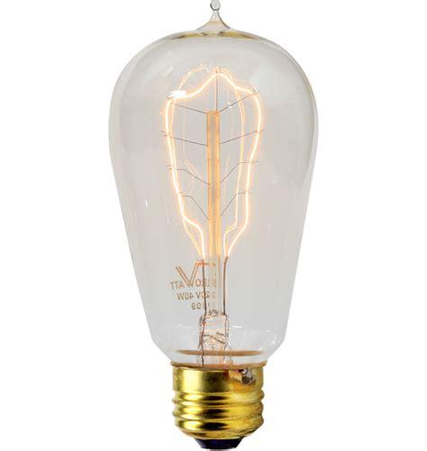 40w 1900 sided tungsten bulb rejuvenation