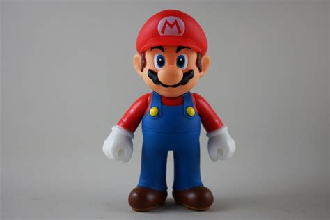 The Gallery For Super Mario Sunshine Action Figure