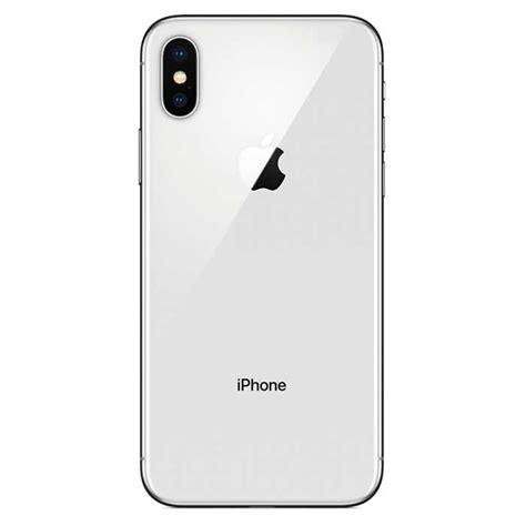 iphone x 256gb iphone x 256gb ss plateado ktronix tienda
