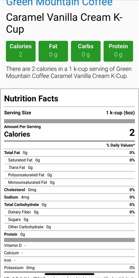 The reason is there are many folgers coffee nutrition facts caffeine results we have discovered especially updated the new coupons and this process will take a while to present the best result for your searching. Folgers Caramel Coffee Nutrition Facts | Besto Blog