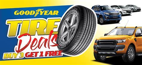 tire deals buy     goodyear