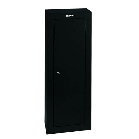 stack on pistol security cabinet stack on 8 gun steel security cabinet gloss black gcb 908