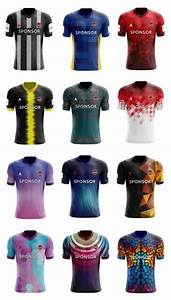 Jersey Design For Sublimation Printing