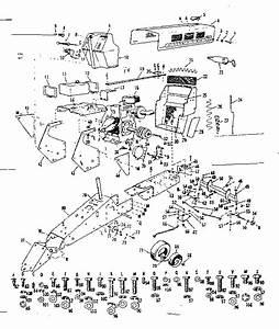Craftsman Sears Suburban 12 H P  Tractor Parts