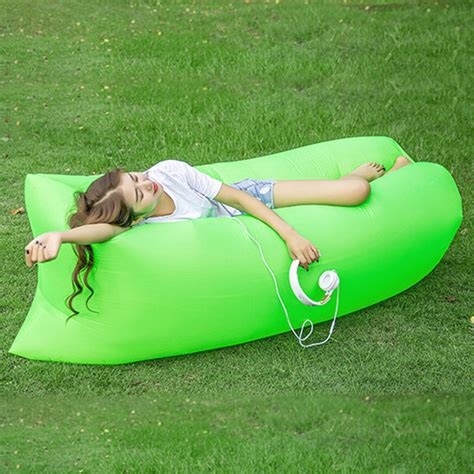 Join prime to save $30.00 on this item. Camping Outdoor Travel Foldable Inflatable Sofa - Grass Green 4894644133059   eBay