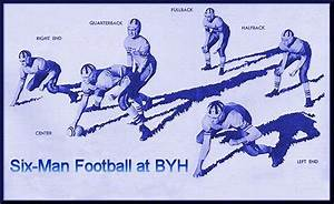 Six Man Football Plays