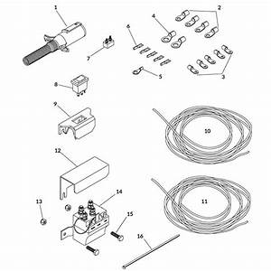 Cab Wiring Kits - 4500 Series Hd - Parts