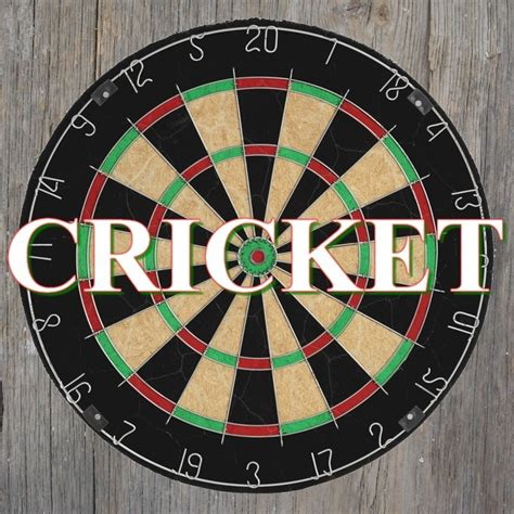 dart games cricket