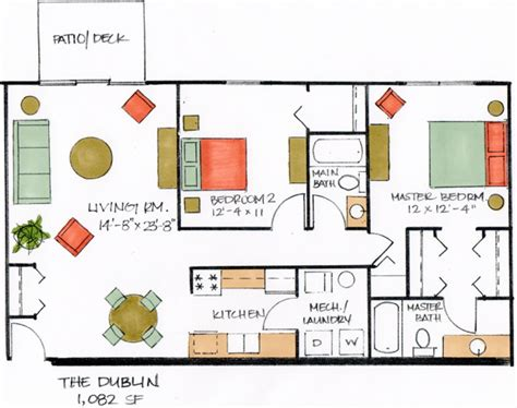 how to floor plans the dublin floor plan amherst ridge