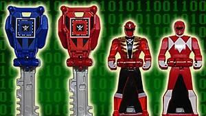 Power Rangers Ranger Keys Decoded? (Super Megaforce) - YouTube