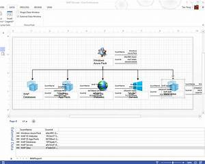 How To Create A Squared Up Visio Dashboard For An Existing