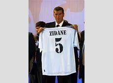 Zinedine Zidane Photos Photos FILE A Look Back at