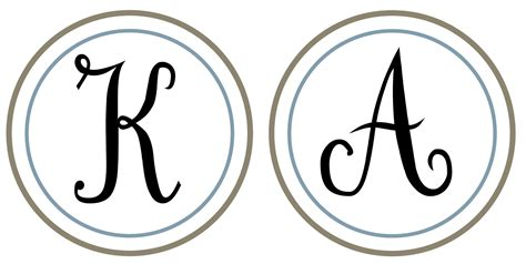 letter c monogram template 8 best images of c monogram printable free printable